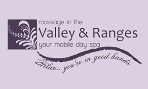 Massage in the Valley & Ranges